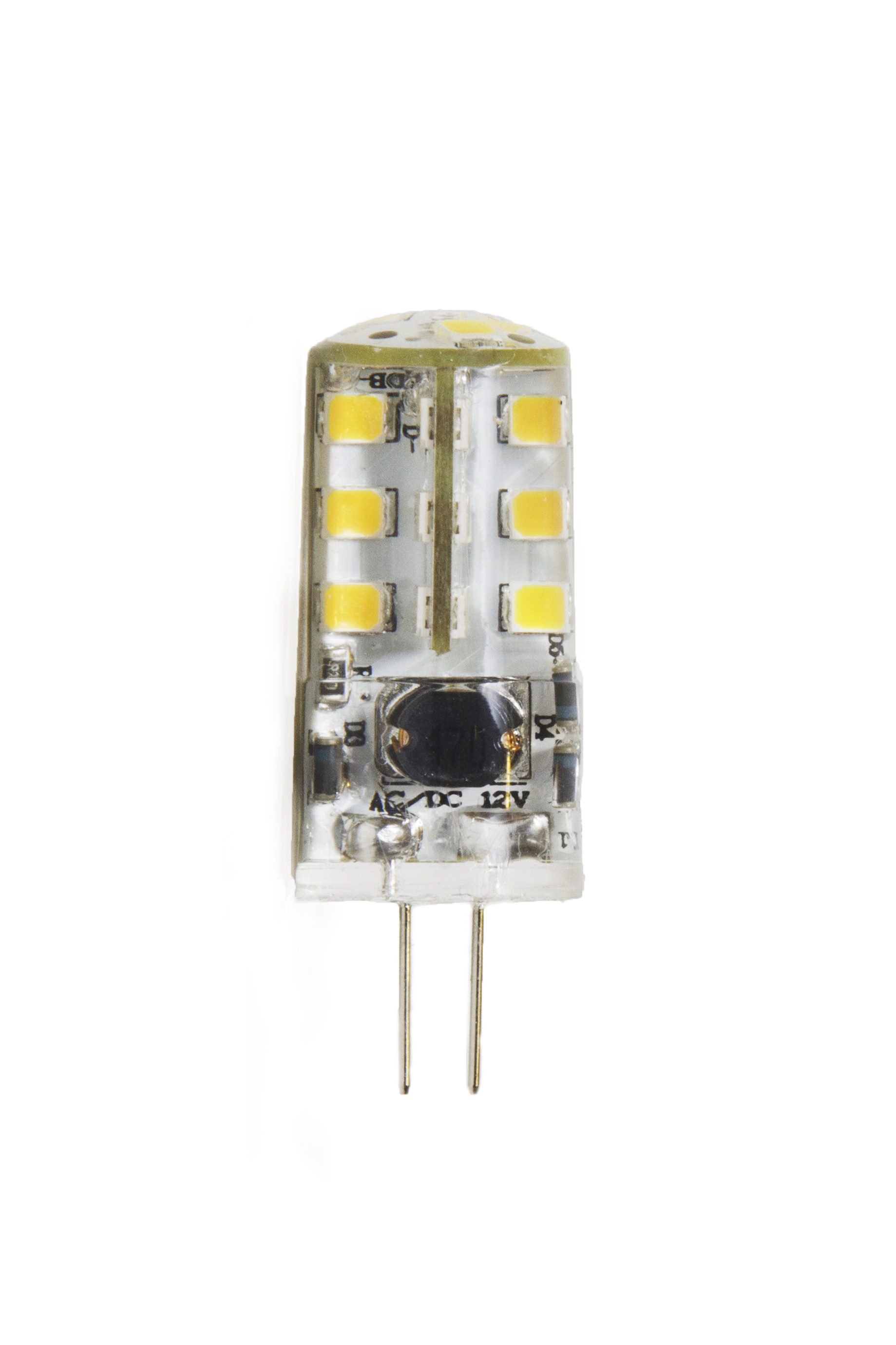 Светодиодная лампа Виктел BK-4B5ЕЕТ, G4, 5Вт, 3000K, 360градусов, 12V