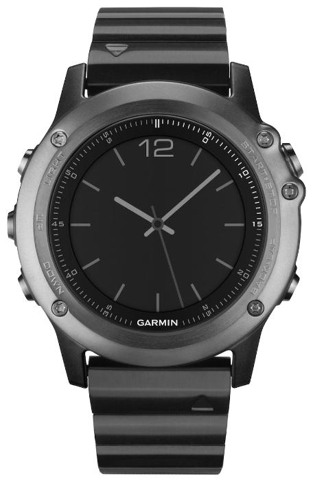 Умные часы Garmin fenix 3 Sapphire [010-01338-21]