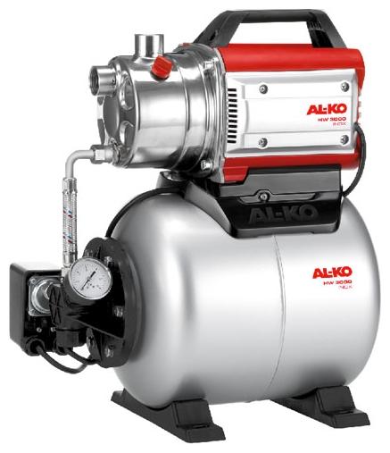 Насос AL-KO HW 3000 Inox ClassicНасосы<br><br><br>Глубина погружения: 8 м<br>Максимальный напор: 35 м<br>Пропускная способность: 3.1 куб. м/час<br>Напряжение сети: 220/230 В<br>Потребляемая мощность: 650 Вт<br>Качество воды: чистая<br>Установка насоса: горизонтальная