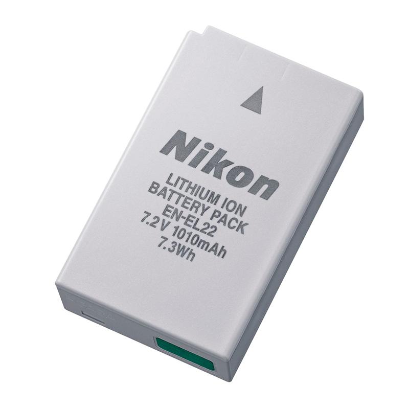 Аккумулятор  Nikon EN-EL22Аккумуляторы и з/у<br><br>
