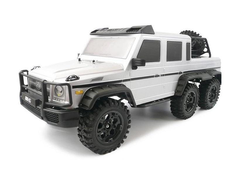Автомобиль для трофи HG Mercedes 6WD