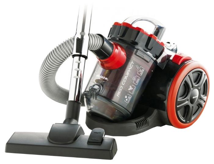 Пылесос Ariete 2743 ECOПылесосы<br>Освободить от пыли каждый уголок&amp;nbsp;&amp;nbsp;в вашем доме поможеткомпактный пылесос Ariete2743&amp;nbsp;&amp;nbsp;ECO RED LINE. Прибор соберет шерсть домашних животный, сор и даже самую мелкую пыль, превратит рутинный процесс наведения чистоты в легкое, необременительное занятие.<br><br>- Высокоэффективныйбезмешковыйпылесос, благодаря циклонной технологии, собирает пыль на любых поверхностях.<br>- При мощности 700 Вт прибор позволяет значительно экономить потребление электроэнергии в сравнении с другими аналогичными моделями.<br>- Инновационный фильтр&amp;nbsp;&amp;nbsp;HEPA позволяет возвращать...<br><br>Тип: Пылесос<br>Потребляемая мощность, Вт: 700<br>Тип уборки: Сухая<br>Регулятор мощности на корпусе: Нет<br>Длина сетевого шнура, м: 4.5<br>Фильтр тонкой очистки: Есть<br>Пылесборник: Циклонный фильтр<br>Емкостью пылесборника : 2 л