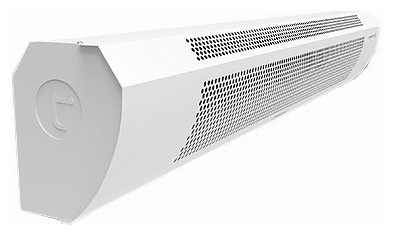 Тепловая завеса Timberk THC WT1 3MТепловые пушки и завесы<br><br><br>Тип: тепловой завес<br>Мощность обогрева, Вт: 3000/1500<br>Тип нагревательного элемента: ТЭН<br>Максимальный воздухообмен, куб.м/ч : 600<br>Отключение при перегреве: есть<br>Вентилятор : есть<br>Термостат: есть<br>Установка тепловой завесы: горизонтальная/вертикальная, макс. высота установки 2м<br>Защитные функции: отключение при перегреве<br>Настенный монтаж: есть
