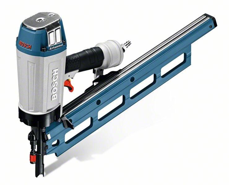 Гвоздезабиватель Bosch GSN 90-21 RK [0601491001]