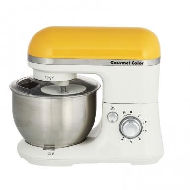 Кухонный комбайн Ariete 1594 Yellow Gourmet Rainbow