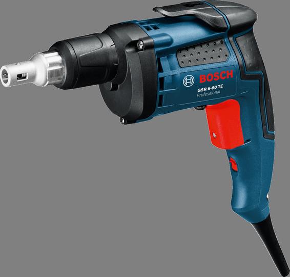 Шуруповерт Bosch GSR 6-60 TE Case [0601445200]Дрели, шуруповерты, гайковерты<br>- Значительный запас мощности благодаря двигателю высокой мощности &amp;#40;701 Вт&amp;#41;<br>- Широкий электронный выключатель с фиксирующей кнопкой для режима непрерывной работы<br>- Реверс<br>- Практичный зажим для ношения инструмента на ремне<br>- Стандартный патрон для зажима обычных рабочих инструментов 1/4<br><br>Тип: шуруповерт<br>Тип инструмента: безударный<br>Тип патрона: под биты<br>Количество скоростей работы: 1<br>Питание: от сети<br>Возможности: реверс, электронная регулировка частоты вращения<br>Кейс в комплекте: есть