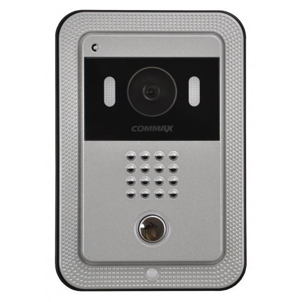 Панель вызова Commax DRC-4FC PAL SilverДомофоны<br><br>
