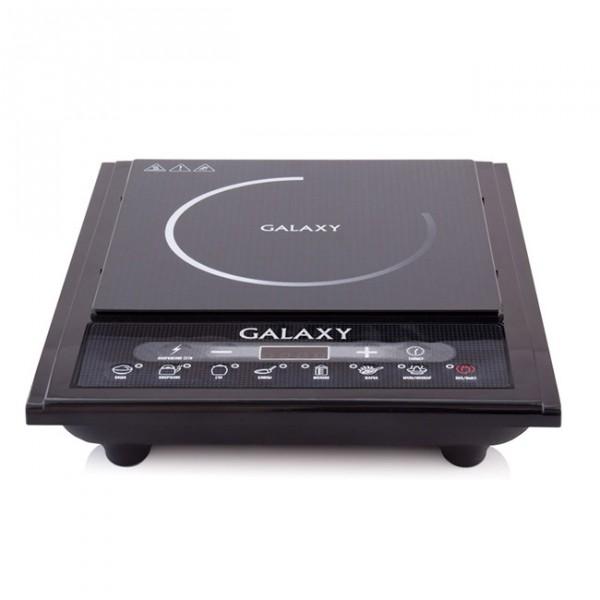 Кухонная плита Galaxy GL 3054Кухонные плиты<br>- Мощность, Вт: 2000<br>- 7 программ приготовления &amp;#40;Каша, Кипячение, Суп, Блины, Молоко, Жарка, Мультиповар&amp;#41;<br>- Возможность установки мощности и температуры<br>- Диапазон параметров температуры 80-270°С<br>- Диапазон параметров мощности 200-2000 Вт<br>- Таймер и отложенный старт до 24 часов<br>- Стеклокерамическая варочная поверхность<br>- Цифровой дисплей<br>- Электронное управление<br>- Защита от перегрева<br>- Автоотключние при отсутствии посуды<br>- Современный дизайн<br>- Питание 220-240 В, 50 Гц<br><br>Тип варочной панели: электрическая<br>Тип духовки: нет<br>Ширина, см: 34<br>Рабочая поверхность : стеклокерамика<br>Гриль: нет<br>Высота, см: 9<br>Глубина, см: 41
