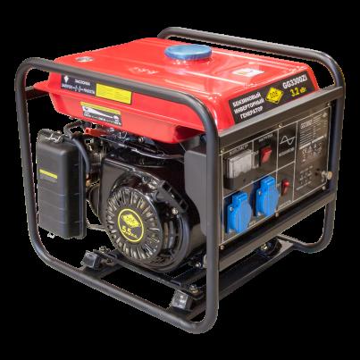 Электрогенератор DDE GG3300ZiЭлектрогенераторы<br>Современные инверторные технологии,чистая синусоида выходного напряжения, стабильность напряжения и частоты позволяет подключать к генератору чувствительные к качеству питания приборы, например газовые котлы. Ручная предустановка мощности экономит топливо и ресурс при работе на малые нагрузки. Электронная защита от перегрузки и по недостаточному уровню масла. Продолжительная автономная работа, компактное исполнение.<br><br>Предназначение<br>В первую очередь для тех, кому важна качественная энергия, резервное питание<br>загородных домов в том числе...<br><br>Тип электростанции: бензиновая, инверторная<br>Тип запуска: ручной<br>Объем двигателя: 196 см. куб<br>Мощность двигателя: 4.15 кВт<br>Тип охлаждения: воздушное<br>Расход топлива: 1.3 литра в час<br>Объем бака: 9 л<br>Защита от перегрузок: есть