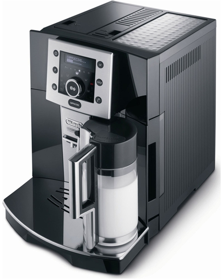 Кофемашина Delonghi ESAM 5500 Black