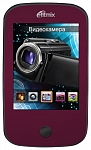 Купить MP3 плеер Ritmix RF-7200 4GB Dark Red