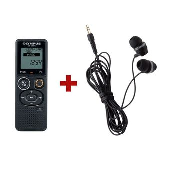 Диктофон Olympus VN-541PC + E39 Earphones
