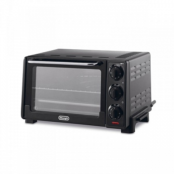 Минипечь Delonghi EO 20312 Black