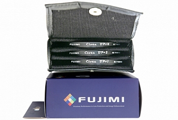 Светофильтр Fujimi Close UP Set (+1+2+4) 72 mm