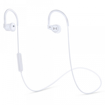 Наушники JBL Under Armour Wireless In-Ear Headphones with Heart-Rate Monitor White