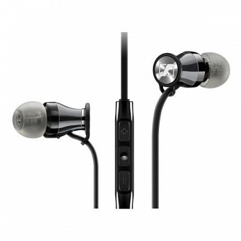 Наушники Sennheiser Momentum 2.0 In-Ear (M2 IEG) Black Chrome